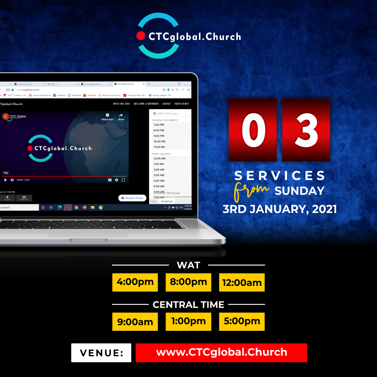 CTC Global Services_3 Services Begin
